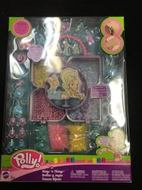 Polly Pocket toy set with box Cambridge, N3C 4K7