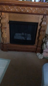 gas fire place Baltimore, 21229