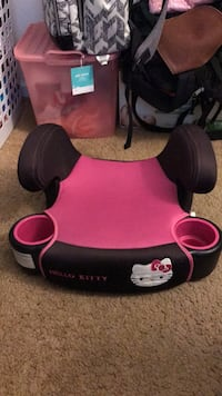Hello kitty booster seat Virginia Beach, 23464