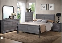 Brand new 4 pcs QUEEN BEDROOM SET  诺克洛斯, 30071
