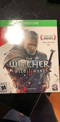 Sony PS4 The Witcher Wild Hunt case Hanover, 21076