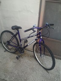 black and purple rigid mountain bike Knoxville, 37922