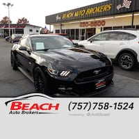 2015 Ford Mustang Norfolk, 23518