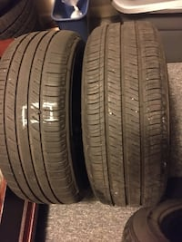 205/55/16 two tires for