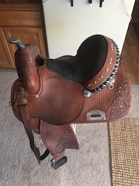 Western Saddle Medford