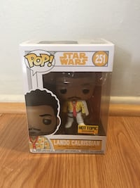 Funko Pop Lando Calrissian  Hacienda Heights, 91745