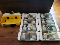 National Geographic 3d viewer with 8 cartridges.  Whitby, L1P 1A1