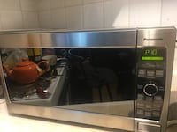 Panasonic  stainless microwave oven Mont-Royal, H4P 1M7