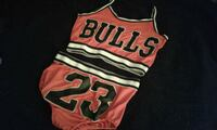 Miley Cyrus (Chicago Bulls Jordan23) Outfit! Burnaby, V5H