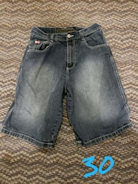 blue-washed denim shorts Bealeton, 22712