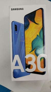 Samsung A30 brand new sealed box for sale. Vancouver