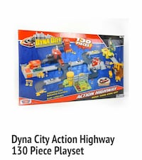 Toy Action Highway  London, N6A