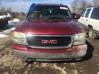 Parting out 2004 GMC Yukon 4x4 New Castle, 16101