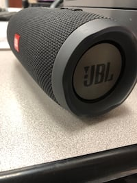 Black jbl portable bluetooth speaker Yuma, 85367