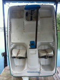 Paddle boat with built in trolling motor Hartwell, 30643
