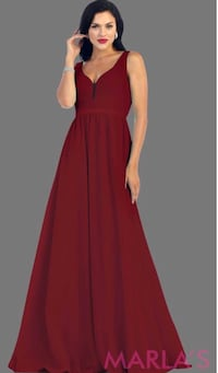 Burgundy formal/bridesmaid Dress - multiple available Kitchener, N2H 0E9