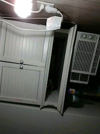white wooden cabinet with drawer Round Lake Beach, 60073
