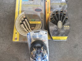 Brand New Monster Cables