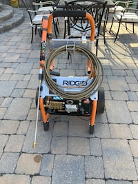 Ridgid Commercial Pressure Washer. Vaughan, L4H 0G6