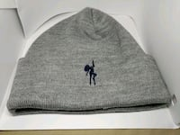 Gray and Navy Blue Striper Tuque Brossard, J4X 2C1