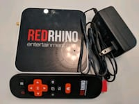 Red Rhino - Android Box Vaughan, L4J