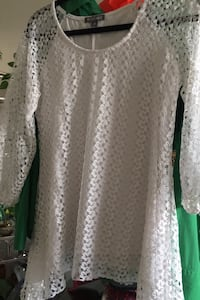 White blouse  Sterling