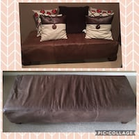 brown and black bed sheet Flower Mound, 75022