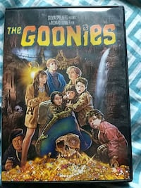 The Goonies move DVD Vancouver, 98665