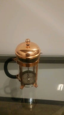 Bodum  Chambord Copper 34 Ounce French Press.