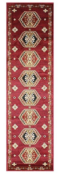 new Persian afghan Kilim Design Hallway Runner Carpet Large Size 3x10