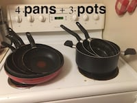 Pots and pans Mississauga, L5N