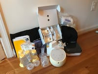 Medela Sonata Breast Pump  Reston