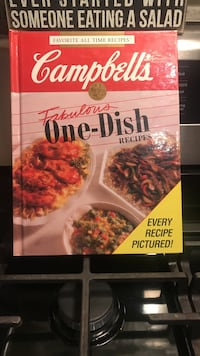 Campbell's Fabulous One-Dish book