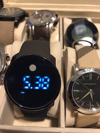 Movado Bold Digital Watch Fairfax, 22031