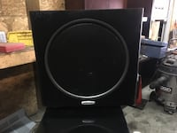Polk audio powered sub Langley, V1M 3E3