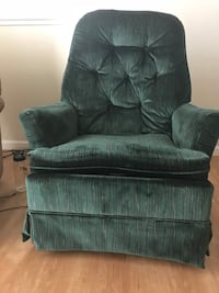 Plush Lounger Chair Tracy, 95304