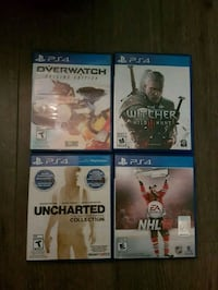 Ps4 games Richmond