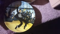 Elvis Presley dancing decorative plate St. Louis, 63129