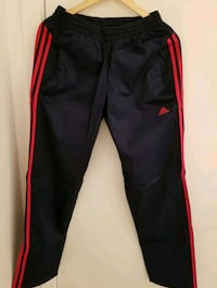 Adidas men's track pant in size small