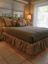 Twin Bedding set. Custom made for daybed Saint Petersburg, 33702