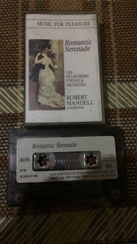 Music For Pleasure Romantic Serenade Kaset Yıldırım, 16360
