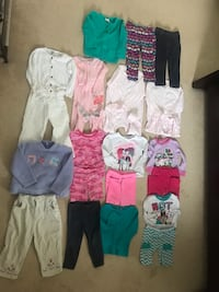 24m girls clothes in good condition (pick up only) Alexandria, 22310
