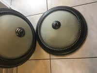 Ceiling light flush mount 2 matching fixture $15each good condition, with parts for mounting  from none smoking home Waterdown, L8B 0H7