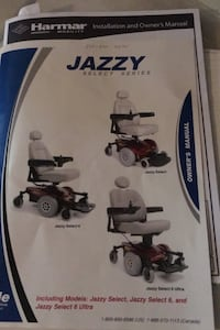 Jazzy power chair Des Moines, 50313