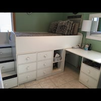 Twin bed with storage New York, 11357