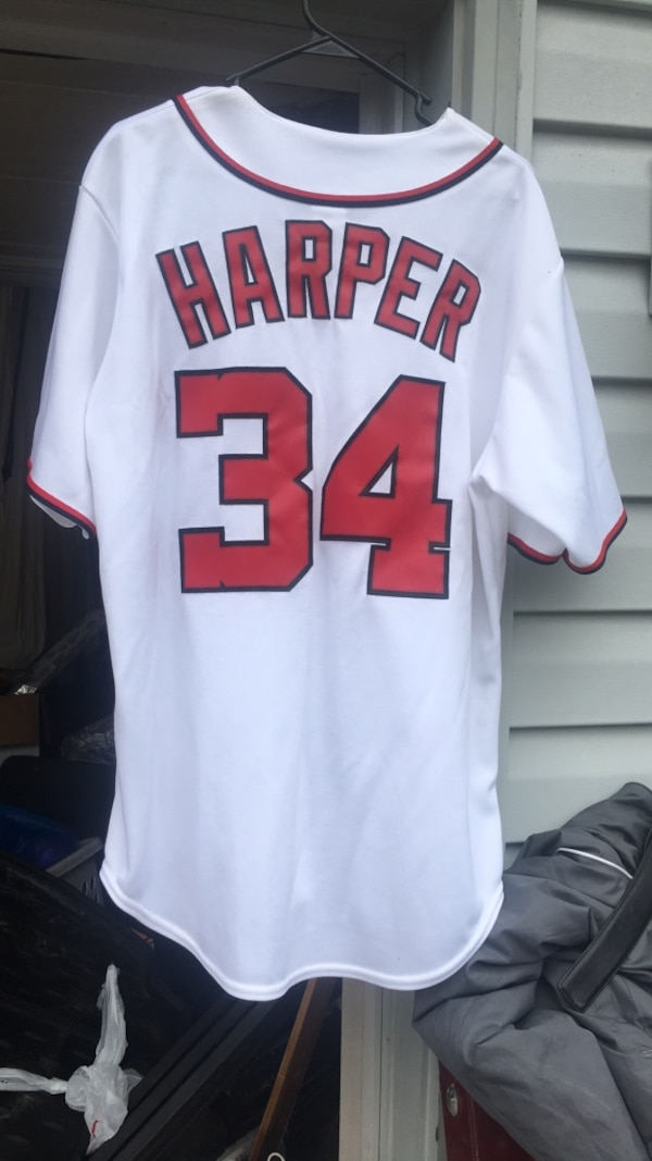 huge selection of 0c686 c3494 Bryce Harper Jersey