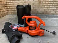 Black & decker 3 in 1 blower/ vacuum/ mulches. Richmond Hill