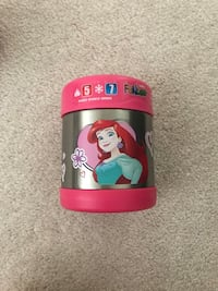 Princess Thermos Food Container