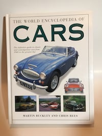 The World Encyclopedia of Cars  Vancouver, V5S 1Y6