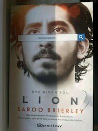 Saroo Brierley (Eve Giden Yol Lion)